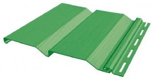 Сайдинг FineBer Корабельная ExtraColor Зелёный