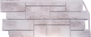 Фасадная панель FineBer Камень Природный Жемчужный