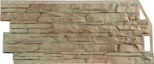 Фасадная панель FineBer Скала Песочный