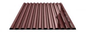 С-21 Профнастил RAL 8017 Шоколад