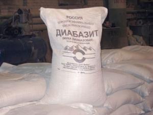 Кислотоупорный диабазный клей на основе эпоксидных смол или силикатных вяжущих, 20 кг.