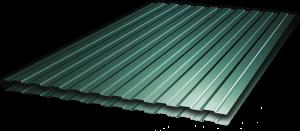 С-8 Профнастил RAL 6005 Зелёный мох