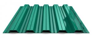 НС-35 Профнастил RAL 6005 Зелёный мох