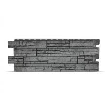 Фасадная панель Docke Stein (Мелкий камень) Антрацит