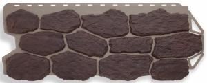 Фасадная панель Альта-Профиль Камень Бутовый Датский