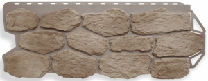 Фасадная панель Альта-Профиль Камень Бутовый Нордманский