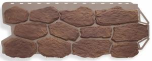 Фасадная панель Альта-Профиль Камень Бутовый Скифский