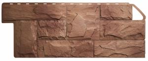 Фасадная панель Альта-Профиль Гранит Пиринейский
