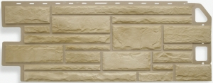 Фасадная панель Альта-Профиль Камень Известняк