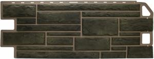 Фасадная панель Альта-Профиль Камень Малахит