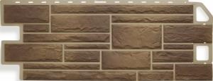 Фасадная панель Альта-Профиль Камень Сланец