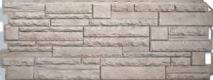 Фасадная панель Альта-Профиль Скалистый камень Алтай