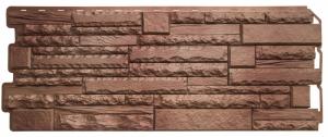 Фасадная панель Альта-Профиль Скалистый камень Пиренеи