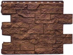 Фасадная панель Альта-Профиль Камень Шотландский Блекберн