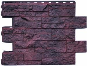 Фасадная панель Альта-Профиль Камень Шотландский Глазго
