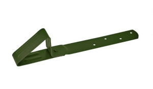 Снегозадержатель для гибкой черепицы Зелёный