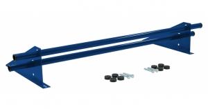 Снегозадержатель трубчатый 1 м. Синий